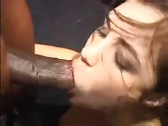 Sasha cumshot and swallow compilation 1
