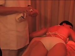 My friend is a male masseur(censored)