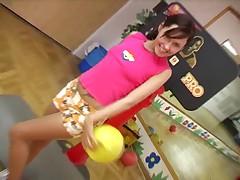 Sporty Teen Beauty Susana