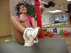 Sporty Teen Beauty Susana