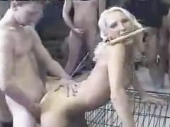 Brooke Gangbang DogBitch