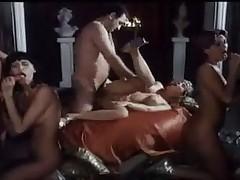 Eine richtig geile Orgie