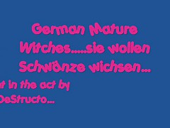 German Mature Witches