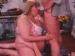 Vintage 70s danish - Try Miss Shape (german dub) BBW - cc79
