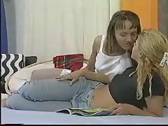 German Monika Sommer in lesbian Sex