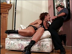 Mature Donita Dunes Spreads Her Holes For Dave To Fuck0
