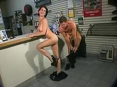 Classic Jeanna Fine Office Sex