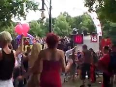 European sex parade (not till the end)