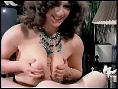 Busty Vintage Titfucker 01