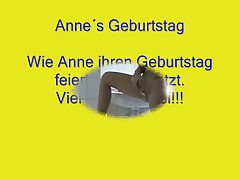 Geiler Geburtstag - Hot birthday