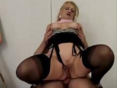 Hot Blonde German Mature Allsex