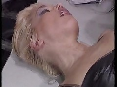 Fetish german anal fuck in Chap Thigh Boots!