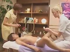 Japanes Girls Massage