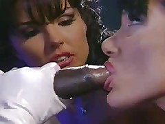 Latex anal cock gobblin nurses