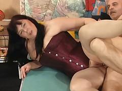 Mature german anal sex 1