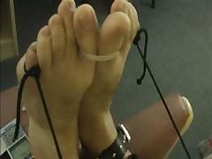 Torture of poor slave