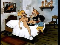Max und Moritz - Erotische Streiche
