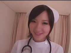 Nurse costume play 3(censored)