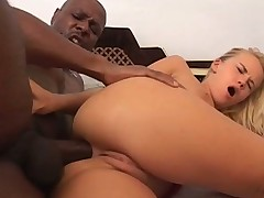 18 adulthood old Sandy Saint takes Mark Anthony's BBC
