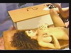 Jasmine - The Strapped Lesbian Nurse