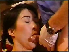 NURSE ASIAN LONG LEGED NURSE RIDE HARD - JP SPL