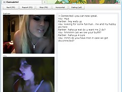 Chatroulette is good fun #11 - snake