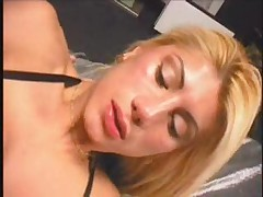 Blonde Shemale Fucks