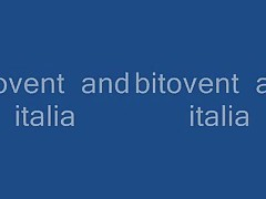 Italia and me