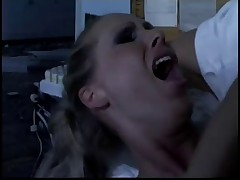 Nurses Have Lesbian Romp Hot Enough To Wake The Dead
