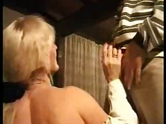 Festival German MILF enjoys fresh meat