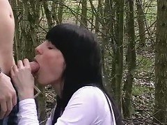 In the forrest or give me your cum - german - csm