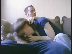 Blowjob infront of mommy