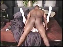 Hubby Helps Wife Go Black