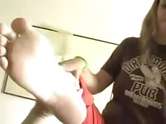 Crazy Girlfriend Handjob by snahbrandy