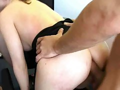 Office milf dp