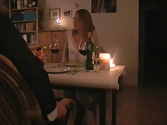 SweetAnne - PA - Dinner mit dem Prof