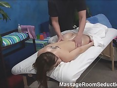 Massage Therapist Fucks Sexy Teen