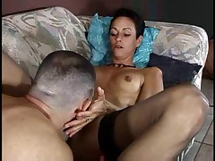 Lesbian first time fucking
