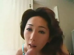 Big Titted Asian with Hard Nipples Gets Fucked Hard