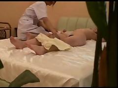 AV spa massage part 3