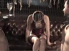 Two slaves for the mistress- second round