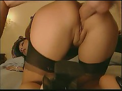 Rich Italian Wife In Stockings