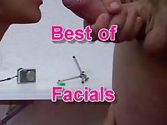 16 horny Facialcumshots