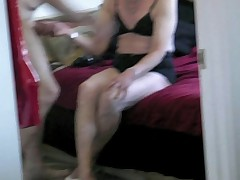 Wendy jane takin a load up the ass from a old man (part 1)