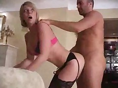 Wife Mash His Cuckold Husband