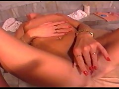 Wild Pool Gangbang Orgy -3-
