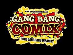 GangBangComix.com presents..