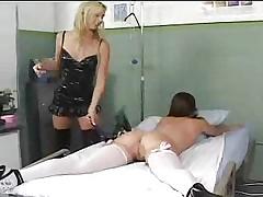 Spanking Nurse