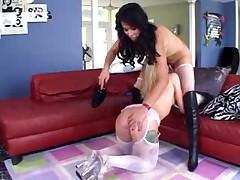 Vanitty Rails Hot Blonde Slut! (TS Vid)