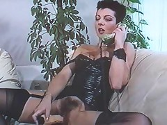 German Phonesex 80s